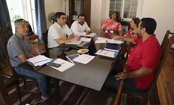 UOH avanza en diseño del Proyecto Académico para el Centro de Formación Técnica estatal en la región