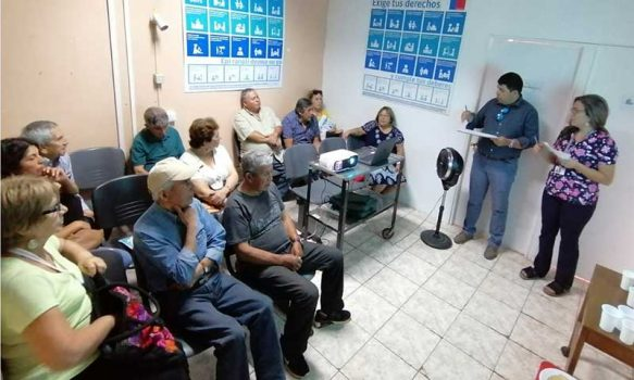 """Usuarios y usuarias se unen para crear la organización """"Amigos de la salud Hospital Coinco"""""""
