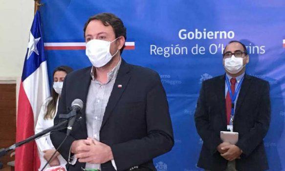 Confirman nuevo caso de COVID-19 en Machalí