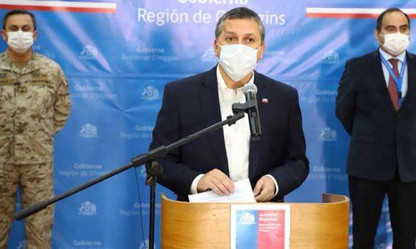 Confirman un nuevo caso de coronavirus en la Región