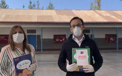 Coronavirus: material pedagógico para zonas rurales