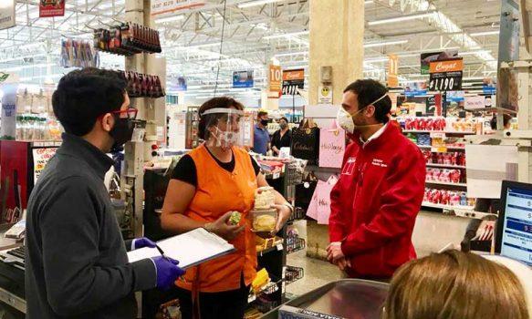 Dirección del Trabajo intensifica fiscalización a supermercados de la región