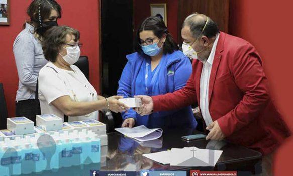 Graneros aumenta medidas contra el COVID-19 y no registra personas contagiadas