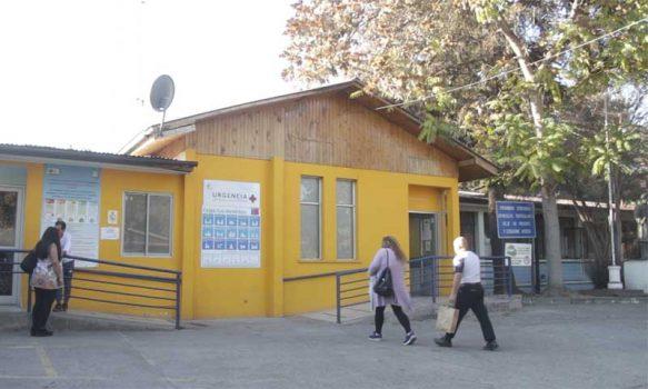 Hospital Coinco implementa cordón sanitario