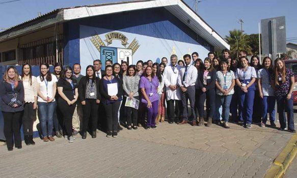 Hospital de Litueche toma medidas preventivas ante Coronavirus