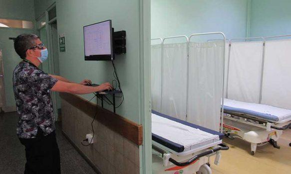 Hospital de Rengo habilita nuevo flujo para atención de pacientes en Urgencia