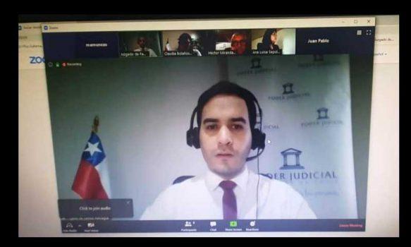 Juzgado de Familia de Rancagua incorpora una oficina judicial virtual para atender a la comunidad