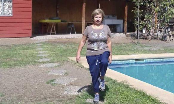 La pandemia no es impedimento para adultos mayores realicen actividad física