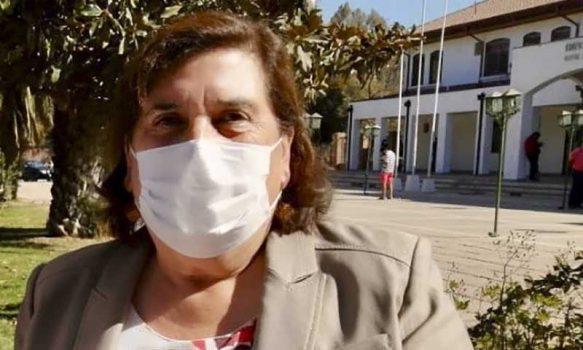 Municipalidad de Olivar aprueba ordenanza de uso obligatorio de mascarillas