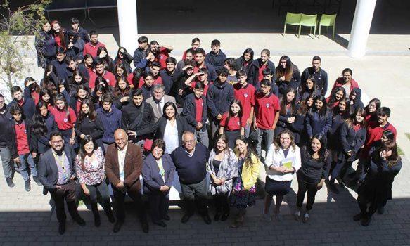 Programa PACE de la UOH se instala en Cardenal Caro y prepara metodología online para los liceos tutelados
