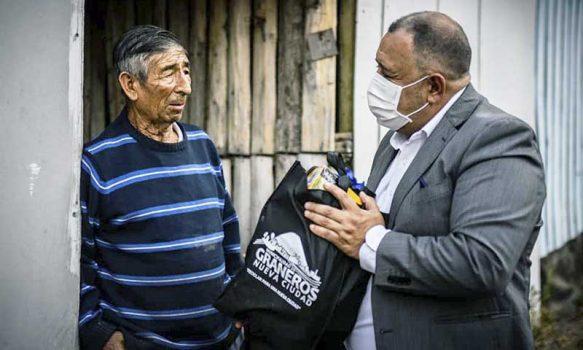 Segundo caso de covid-19 en Graneros obliga a redoblar medidas