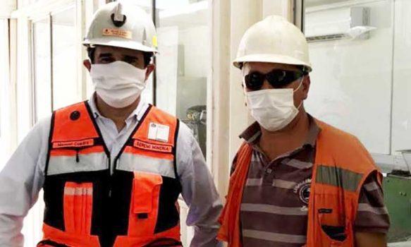 Seremi de Minería visita Chancón para ver en terreno situación de yacimientos
