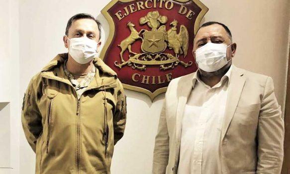Alcalde de Graneros no descarta solicitar cierre de la comuna ante aumento de contagios COVID-19