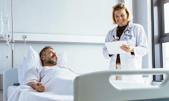 Alta demanda de camas en invierno ¿Cómo climatizar un hospital?