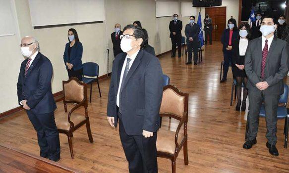 Corte de Rancagua realiza nuevo juramento de abogados de la región