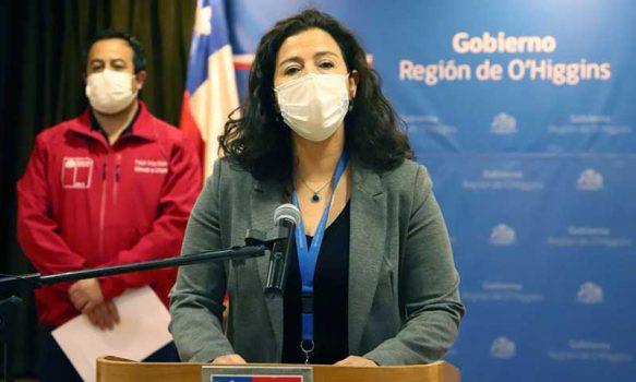 COVID-19: región presenta 10 casos de contagios en las últimas 24 horas