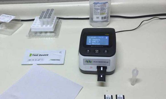 Equipan con kits respiratorios a Hospitales y Atención Primaria de O´Higgins