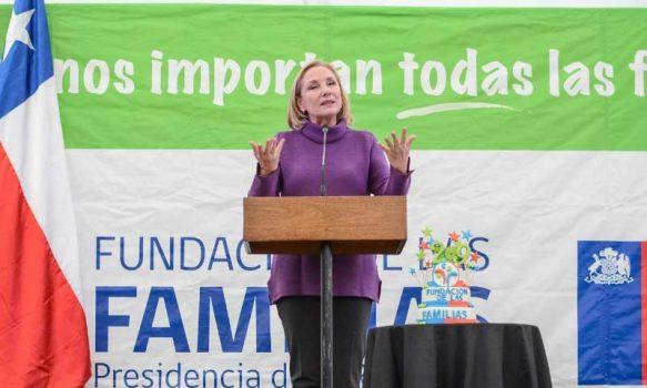 Fundación de las Familias: Primera Dama anuncia ayuda en asistencia sicológica a través de WhatsApp por COVID-19