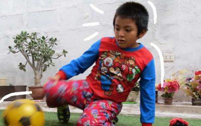 Fundación Fútbol Más, Unicef y Agrosuper lanzan cápsulas para incentivar hábitos de vida saludable en niños