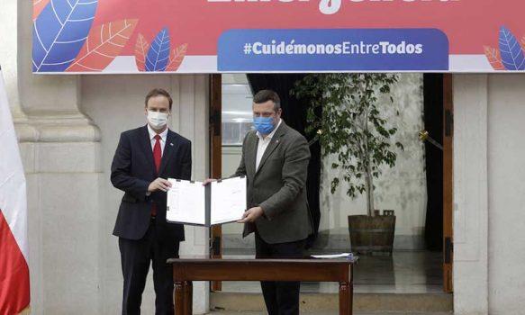 Gobierno de Chile promulga Ley que crea el Ingreso Familiar de Emergencia que va en ayuda de casi 2 millones de hogares