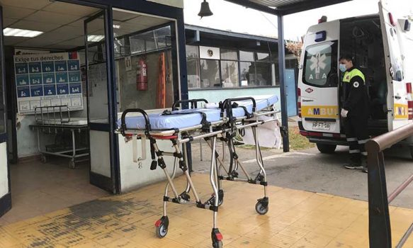 Hospital de Graneros sectoriza el Servicio de Urgencia