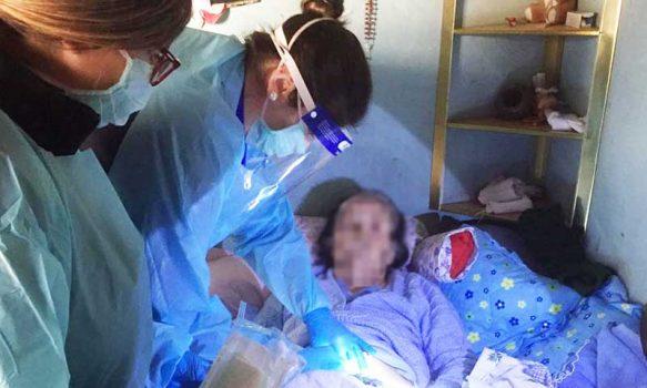 Hospital de Pichidegua implementa estrategia en atención de pacientes postrados