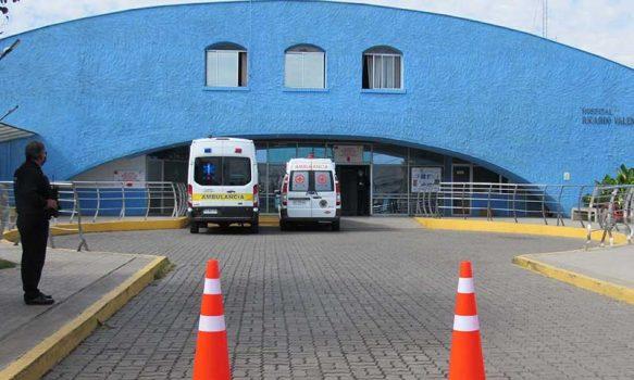Hospital de Rengo refuerza coordinación entre ambulancias y Urgencia