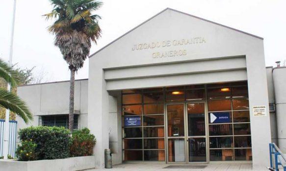 juzgado garantia graneros