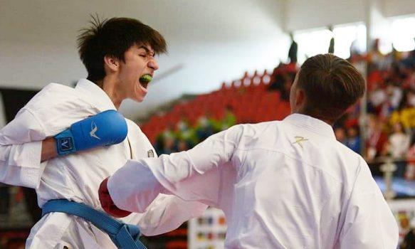 Karatecas regionales son top ten del mundo