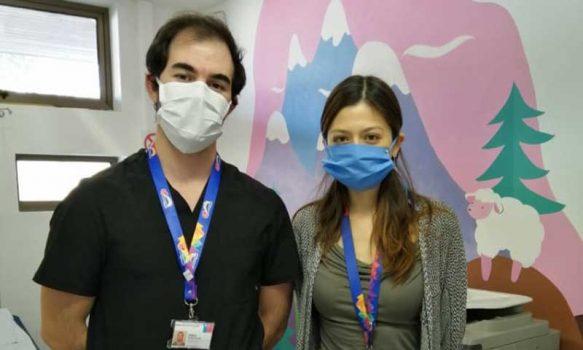 Nuevo profesional médico se integra al Hospital de Litueche