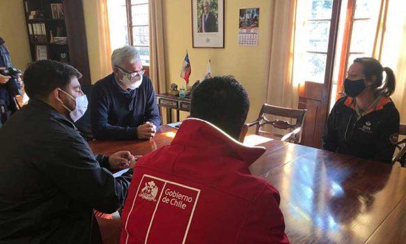 O'Higgins: SMA junto a Municipio de San Vicente y seremi de Medio Ambiente fiscalizan leñerías