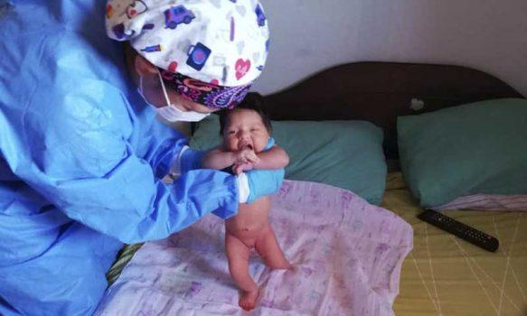 Por Covid-19: Servicio de Salud O´Higgins implementa controles domiciliarios para recién nacidos