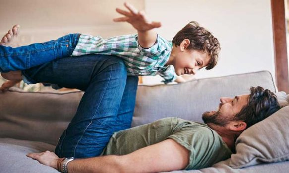 ¿Por qué es importante jugar y hacer actividad física con los niños en tiempos de cuarentena?