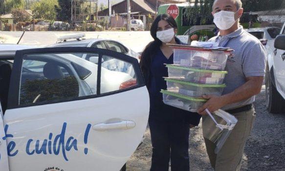 Programa especial de contingencia: Servicio de Salud O´Higgins establece Farmacia a domicilio