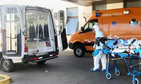 SAMU O'Higgins cuenta con ambulancia de presión negativa