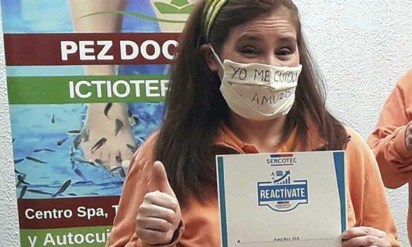 Sercotec lanza programa Reactívate para apoyar a las mipes afectadas por la pandemia