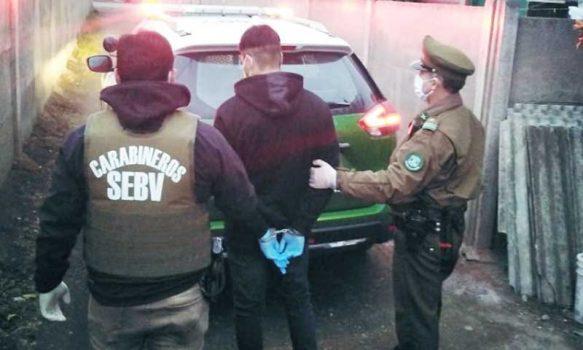 Carabineros recuperó automóvil que había sido robado en 2010 en San Fernando