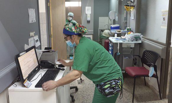 Con atención a distancia y presencial Hospital de Pichilemu enfrenta COVID-19