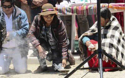 Conaf recuerda Día Nacional de los Pueblos Indígenas