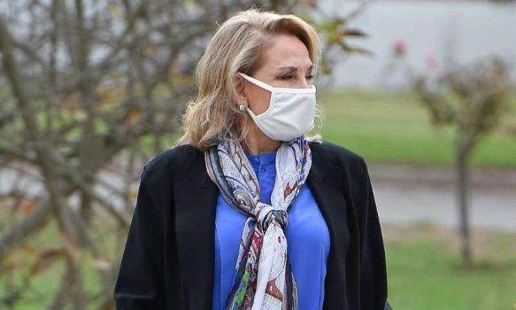 """Día del """"Buen Trato del adulto mayor"""": Primera Dama hace llamado a utilizar el Fono Mayor para realizar denuncias"""