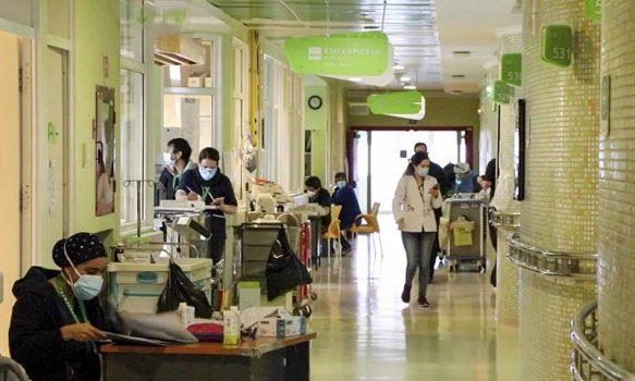 Hospital Regional triplicó dotación de camas intensivas