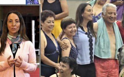 Ministra Cecilia Pérez encabezó Cuenta Pública Participativa del Mindep y el IND