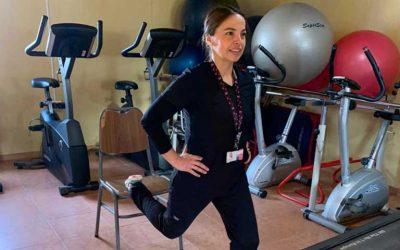 Rutinas de ejercicios en tiempos de cuarentena