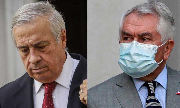 Tras cuestionada gestión ante la pandemia Jaime Mañalich sale del Minsal y asume Enrique Paris