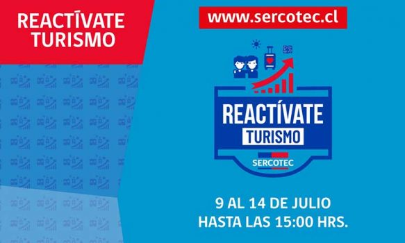 Autoridades dan a conocer requisitos de postulación al reactívate turismo