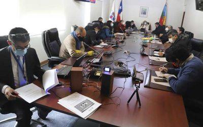 Consejo regional mantiene y aumenta recursos para el deporte en medio de la emergencia