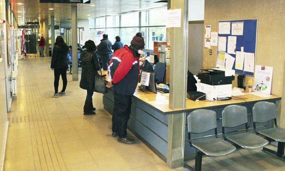 Departamento de salud municipal de Rengo realiza toma de PCR a personas en condición de calle