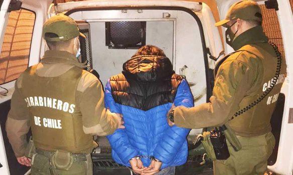 Detenido presunto homicida en Graneros