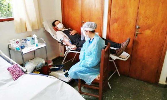 Disminución de donantes de sangre complica labor de hospitales