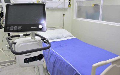 El Servicio de Imagenología y su valioso aporte para contrarrestar la pandemia COVID-19